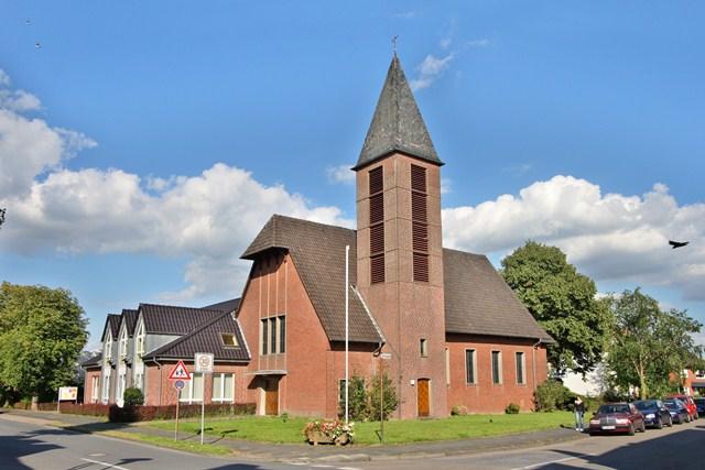 Borghorst Kirche 1